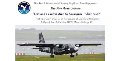 """The Alex Gray Lecture - \""""Scotland\"""