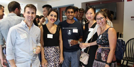 OISS Introduction & MBA Networking Night tickets