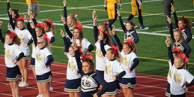 South Lyon Annual Cheerleading Stunt & Skills Clinic