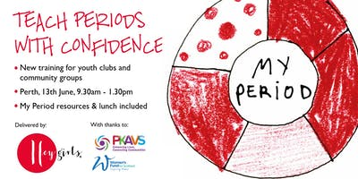 Hey Girls: Teach Periods with Confidence - Perth