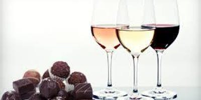 VINO is Life - Wine & Chocolate, The Perfect Pair!