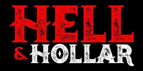 Hell & Hollar w/ Supervillan, The Transonics tickets