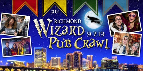 Wizard Pub Crawl (Richmond, VA) tickets