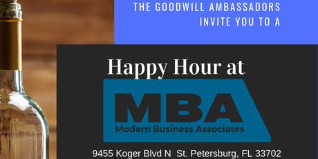 Happy Hour at MBA  tickets