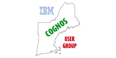 New England Cognos User Group, September 2019 Meeting