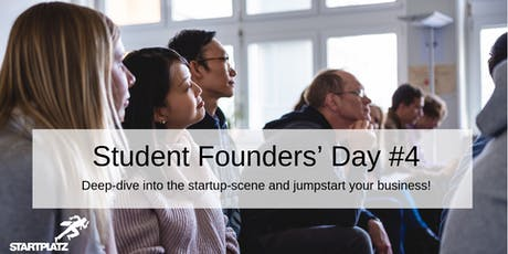 Student Founders' Day #4 Tickets
