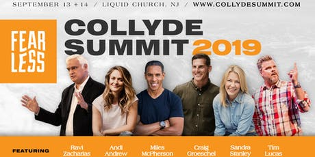 Collyde Summit 2019 tickets