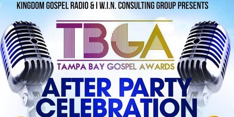 TBGA After Party Celebration tickets
