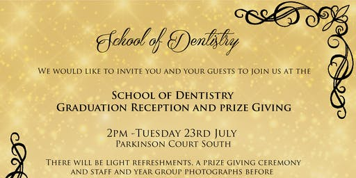 Graduation Celebration and Prize Giving; July 2019