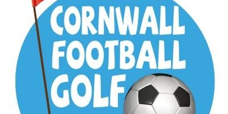 4 July, Football Golf, Networking event at Cornwall Football Golf tickets