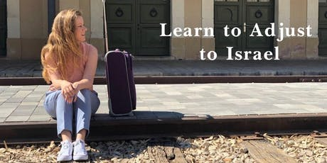 The Joy and Tears of Relocating to Israel FREE webinar tickets