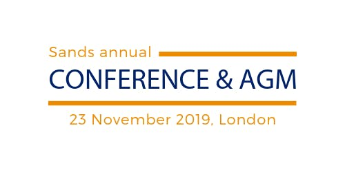 Sands Annual Conference & AGM 2019