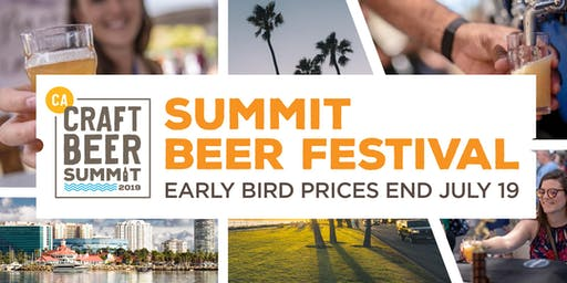 Summit Beer Festival,Long Beach- September 14, 2019