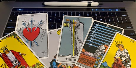 Creative Writing with Tarot tickets