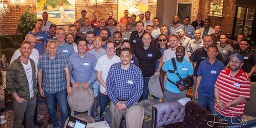 The Meeting Of Men - June 2019
