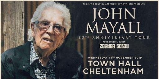 John Mayall - 85th Anniversary Tour (Town Hall, Cheltenham)