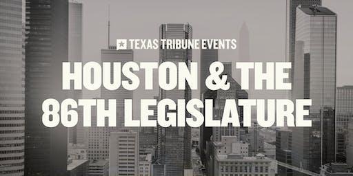 Houston and the 86th Legislature