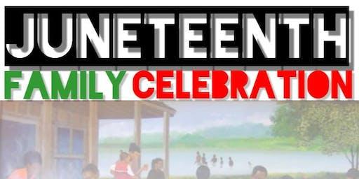 Juneteenth Family Celebration