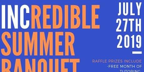 INC Presents, INCredible Summer Banquet tickets
