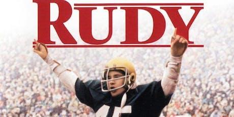 Rudy (PG) tickets