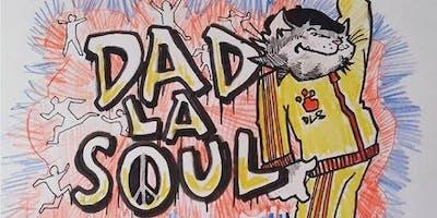 Dad La Soul -Rap/Beat-Making Workshop Lego Toy-Repair Craft For Dads & Kids