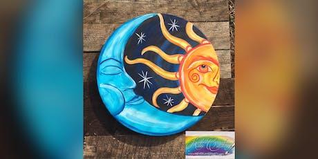 Sun & Moon: La Plata, Greene Turtle with Artist Katie Detrich! tickets