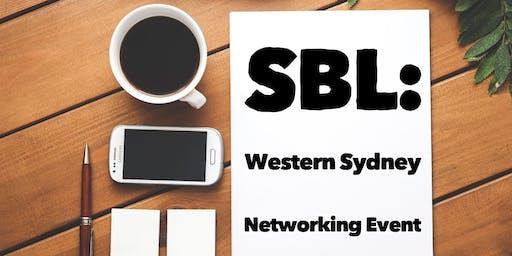 SBL: Western Sydney Networking Event