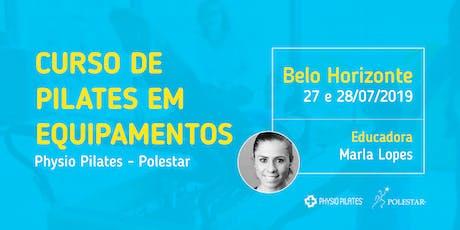 Curso de Pilates em Equipamentos - Physio Pilates Polestar - Belo Horizonte ingressos