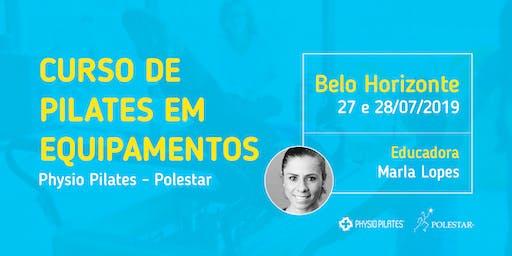 Curso de Pilates em Equipamentos - Physio Pilates Polestar - Belo Horizonte