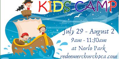 Kids Camp VBS 2019
