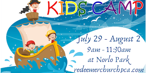 Kids Camp VBS 2019
