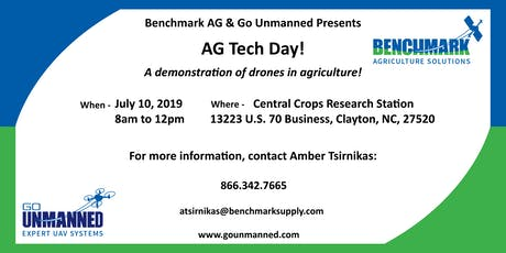AG Tech Day - Clayton, NC tickets