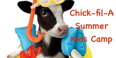Summer Kid's Camp at Chick-fil-A The Grove!