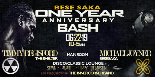 BESE SAKA ONE YEAR ANNIVERSARY BASH