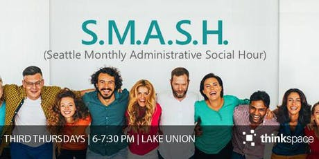 June 2019 SMASH with IAAP tickets
