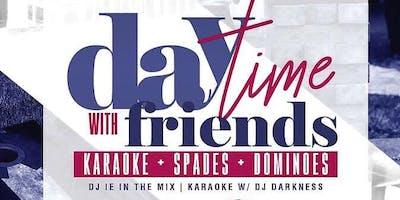 Sippin On SunDaze: Game Day + Karaoke