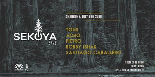 Sekoya Live @ Treehouse Miami