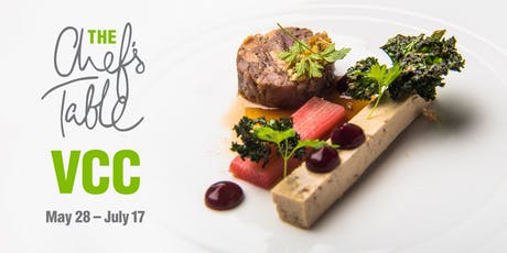 Chef's Table tickets