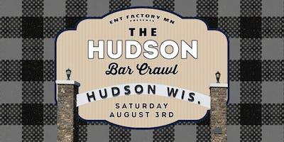 Hudson Bar Crawl - 2nd Annual