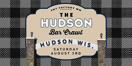 Hudson Bar Crawl - 2nd Annual tickets