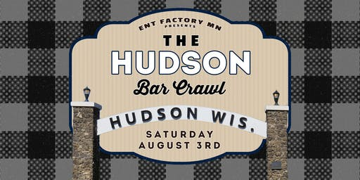 Hudson Bar Crawl - 2nd Annual