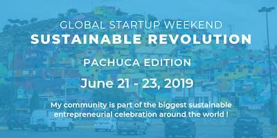 Techstars Global Startup Weekend Sustainable Revolution Pachuca