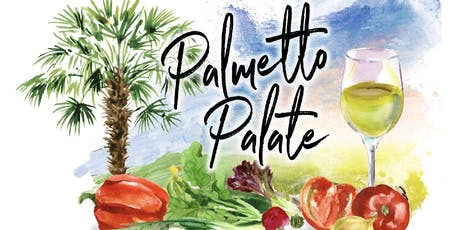 2019 Palmetto Palate tickets