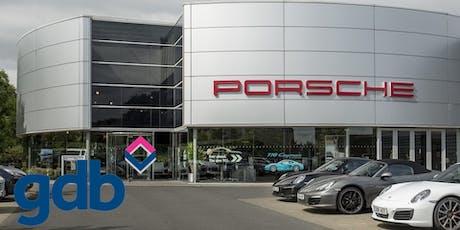 gdb Afternoon Tea Break at Porsche Centre Mid Sussex  tickets