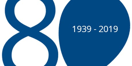 80th Birthday Fundraising Evening tickets