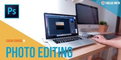 Photo editing crash course (Digital photography beyond the shutter)