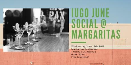 iUGO June Social 2019 tickets