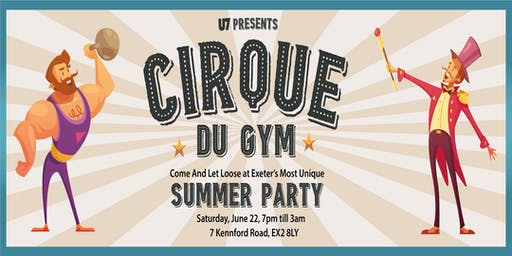 Cirque du Gym