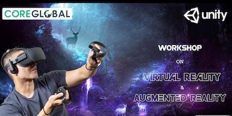 Workshop on Cross Platform Development Tools - Gaming / VR/ AR tickets