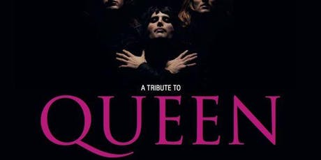 Bohemian Big Night Out - Queen Tribute tickets
